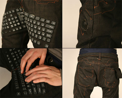 Keyboard Pants » image 4