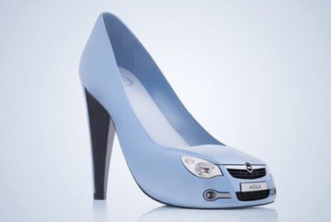 Opel Agila High-Heel Shoes » image 1