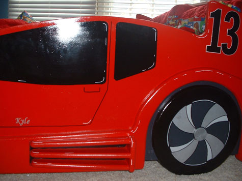Racecar Bed » image 2