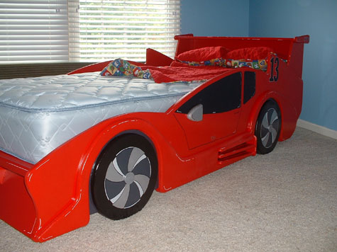 Racecar Bed » image 3