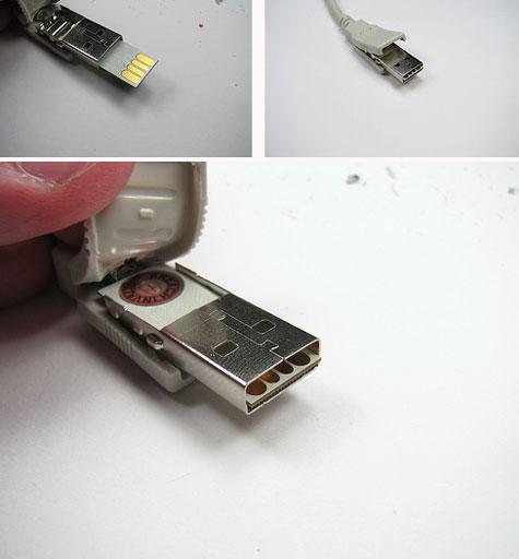 Sawed-off DIY USB Drive » image 2