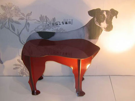 Sultan Dog Stool » image 1