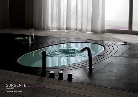 Teuco Sorgente Bathtub » image 2