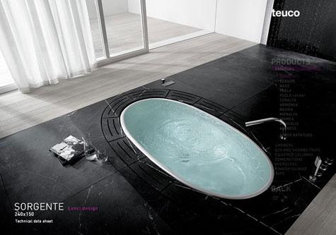 Teuco Sorgente Bathtub » image 3
