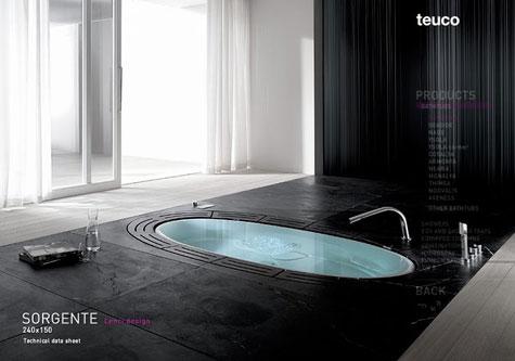 Teuco Sorgente Bathtub » image 4