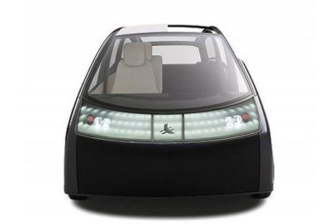 Toyota 1/X Concept » image 1
