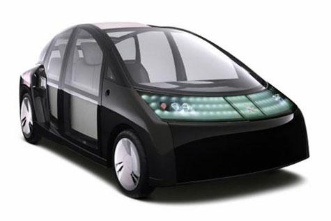 Toyota 1/X Concept » image 2
