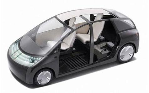 Toyota 1/X Concept » image 3