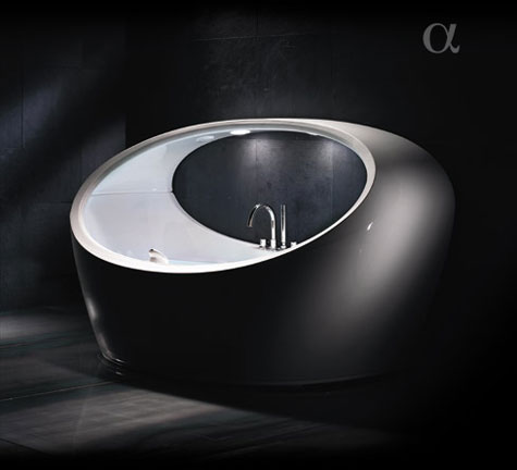 Alpha: Two-Person Whirlpool Tub » image 1
