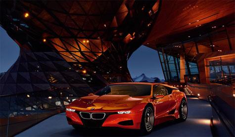 BMW M1 » image 1