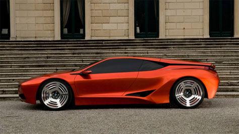 BMW M1 » image 3