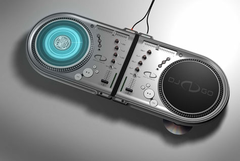 DJ Go Portable DJ Decks » image 1