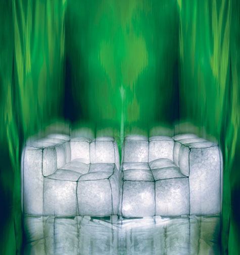 Moss LED Sofa » image 1