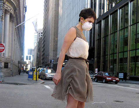 EPA Dress: Pollution Sensitive by 2nd Skin » image 1