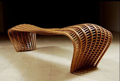 Steam Bent Oak Furniture  » image 4