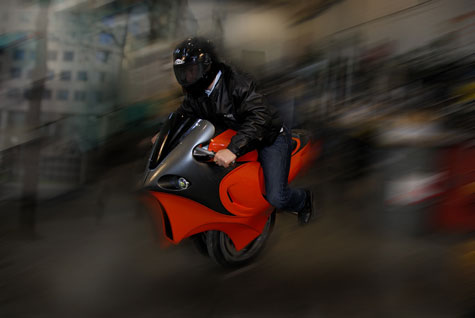 The Uno Motorcycle » image 1