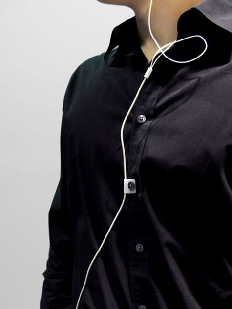 Wire Button Headphone Cable » image 1