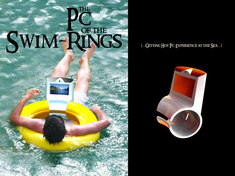 The PC of the Swim-Rings » image 1