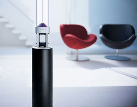 Sony Sountina Glass Speaker » image 5