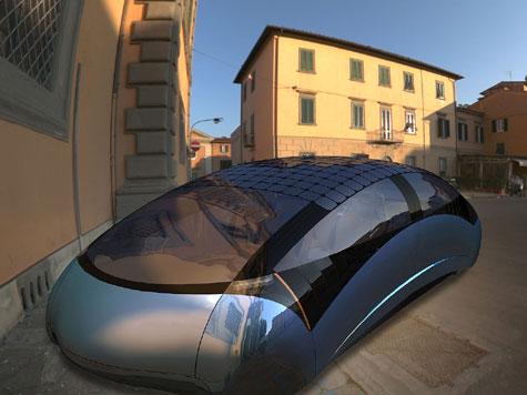 Antro Solo Solar Hybrid Car » image 3