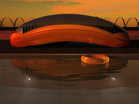 Antro Solo Solar Hybrid Car » image 5