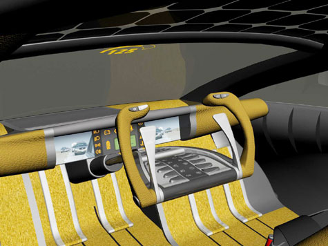 Antro Solo Solar Hybrid Car » image 6