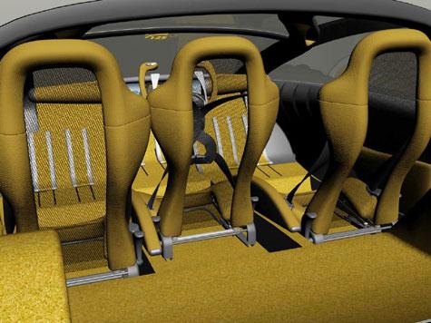 Antro Solo Solar Hybrid Car » image 7