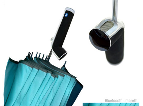 Bluetooth Umbrella » image 1