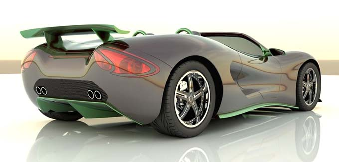 The Scorpion Eco-Exotic Car » image 2