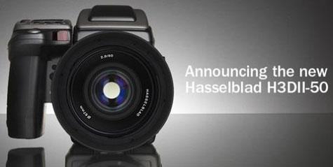 Hasselblad 50 megapixel H3DII-50 » image 2