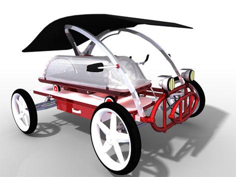 Jaambaaro pedal car » image 1