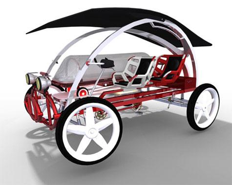 Jaambaaro pedal car » image 2
