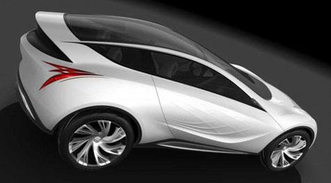 Mazda Kazamai  » image 2