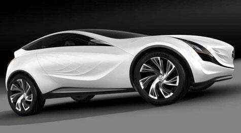Mazda Kazamai  » image 3