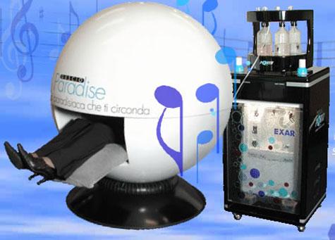 O2 Po2rty + Paradise Oxygen Music Workstation » image 1