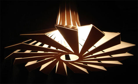 The Penta lamp » image 1