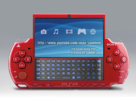 Sidekick Phone and Sony PSP Slim in One Device » image 1