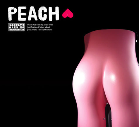 The Peach Backpack » image 1