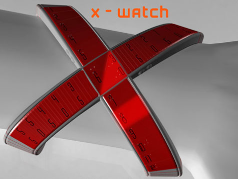 X-Watch by Damian Kozlik » image 2