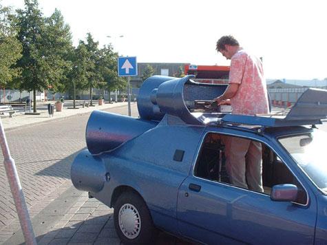 The Artistic DJ Car » image 3