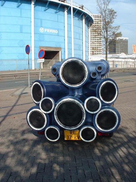 The Artistic DJ Car » image 4