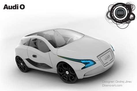 Audi O Car Concept » image 1