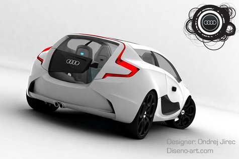 Audi O Car Concept » image 2