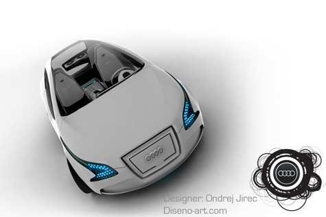 Audi O Car Concept » image 4