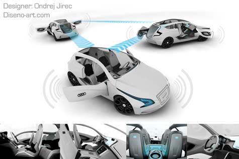 Audi O Car Concept » image 5