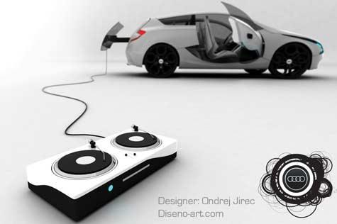 Audi O Car Concept » image 6
