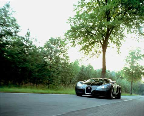 Bugatti Veyron 16.4 Grand Sport  » image 2