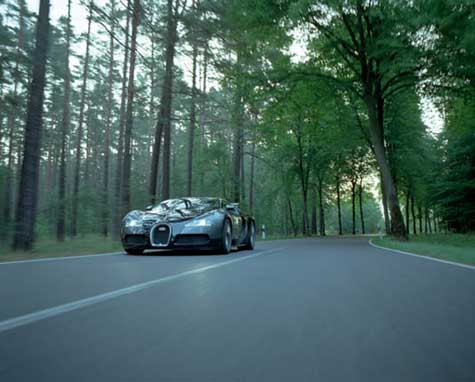 Bugatti Veyron 16.4 Grand Sport  » image 3