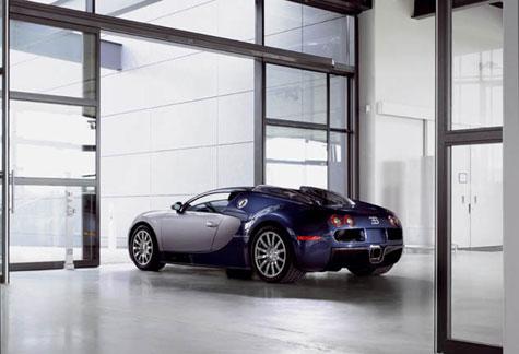 Bugatti Veyron 16.4 Grand Sport  » image 4
