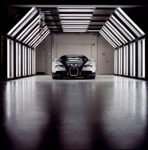 Bugatti Veyron 16.4 Grand Sport  » image 6